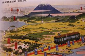 昭和2年の「南武鉄道図絵」