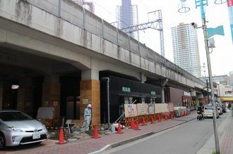 東急線高架下の「NATURA MARKET(ナチュラマーケット)」