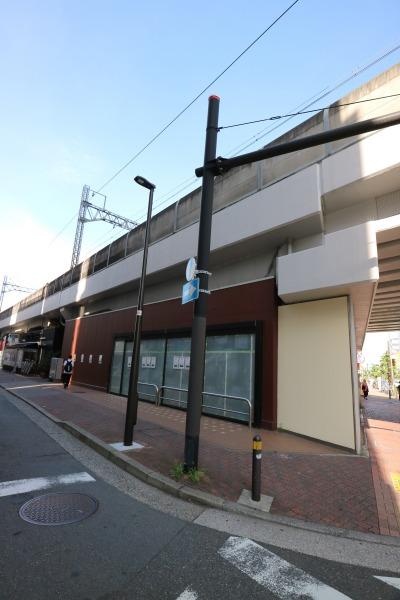 ナチュラ新業態店のオープン予定地