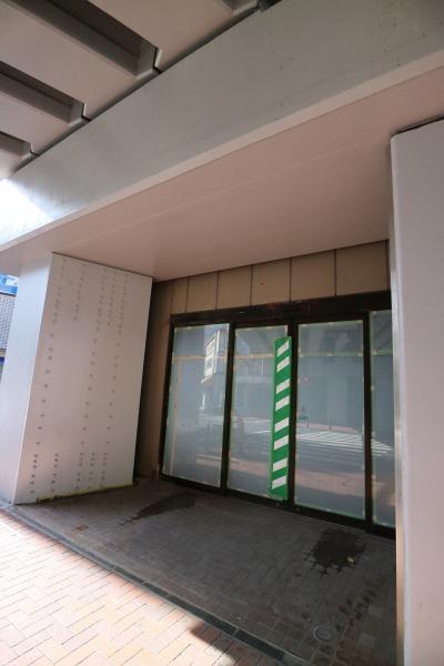 東急線高架下の新業態店オープン区画