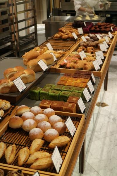 小さいサイズのパン