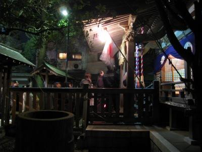 市ノ坪神社の初詣