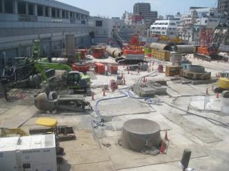 武蔵小杉駅南口地区西街区 エクラスタワー武蔵小杉建設予定地