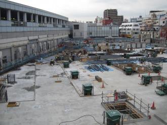 武蔵小杉駅南口地区西街区