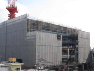 武蔵小杉駅南口地区西街区の低層部商業施設