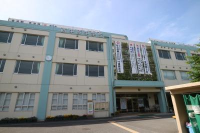 川崎市立西中原中学校