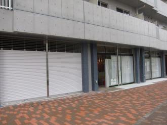 1階の店舗スペース