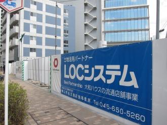 「土地活用のパートナー LOCシステム」の広告