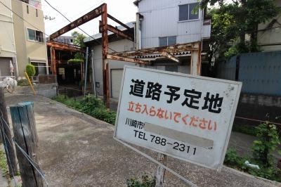 反対側の「廃工場スタジオ」