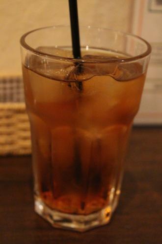 ソフトドリンク(ウーロン茶)