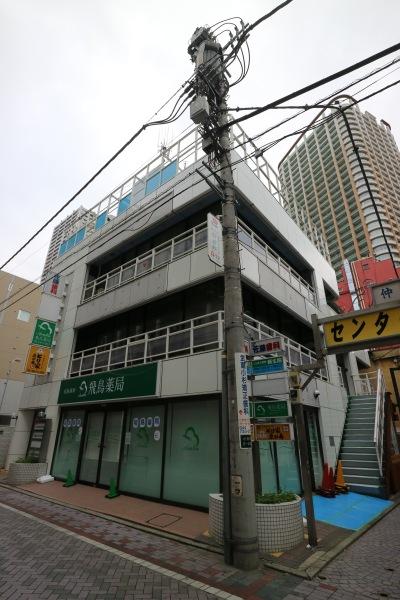 「マクドナルド武蔵小杉店」が入居していた「OMURAビル」