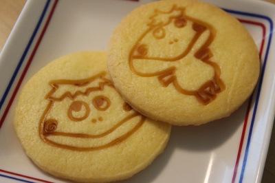 「お菓子工房しいの実」のクッキー