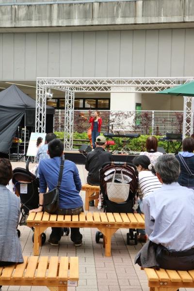 「カワサキミュージックキャスト」による音楽ライブ