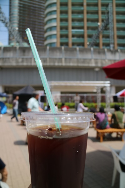 「猿田彦珈琲」のアイス