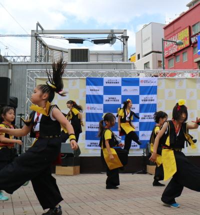 2日目のステージ「KSG48」