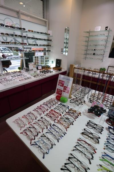 メガネのオーサカの新店舗