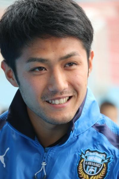 日本代表に選出された大島僚太選手