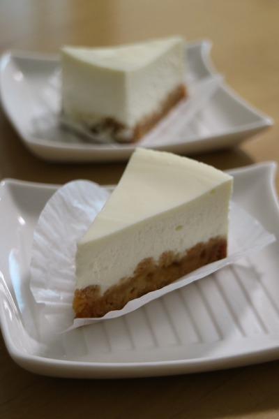 ベイクドレアチーズケーキ