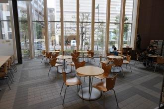 中原市民館の「喫茶室いくおう中原」