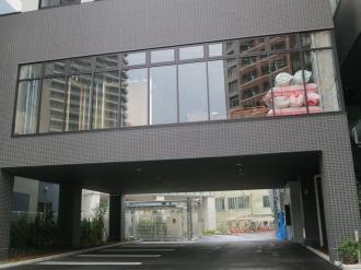 2階の「森と海診療所」オープン予定地