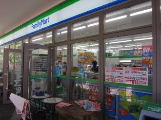 パークシティ武蔵小杉のファミリーマート武蔵小杉駅前店