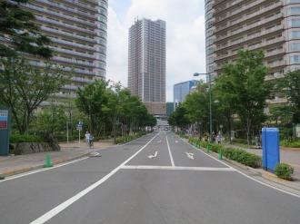 都市計画道路 武蔵小杉駅南口線