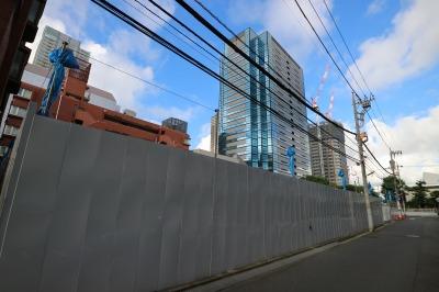 周辺で進むマンション開発