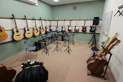 グランツリー武蔵小杉の「ヤマノミュージックサロン」