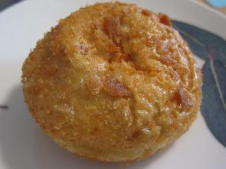 パン・ド・ププの鶏ひき肉のキーマカレーパン