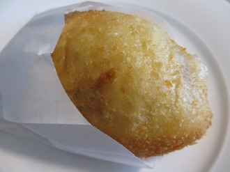 通常のカレーパン