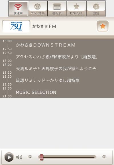 インターネット放送聴取アプリ「ListenRadio」(リスラジ)