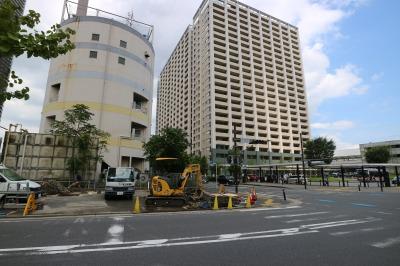 武蔵小杉新駅前の「タイムズ武蔵小杉第3」跡地