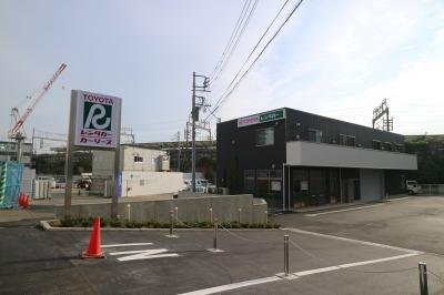「トヨタレンタリース神奈川武蔵小杉駅前店」