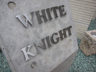 「WHITE KNIGHT