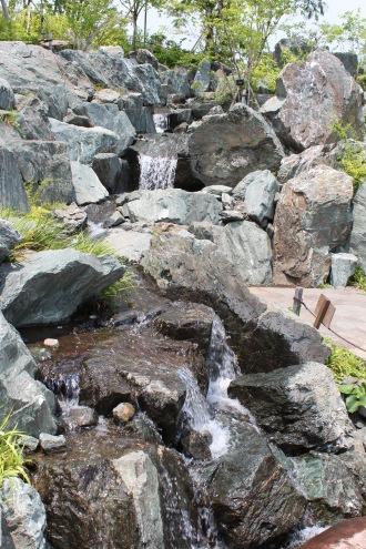 日本庭園「帰真園」