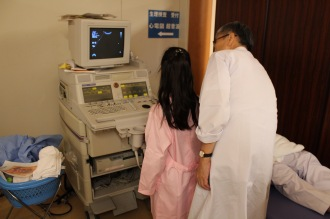 医師体験 超音波診察