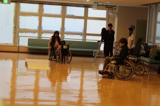 杖・車椅子・リハビリ体験
