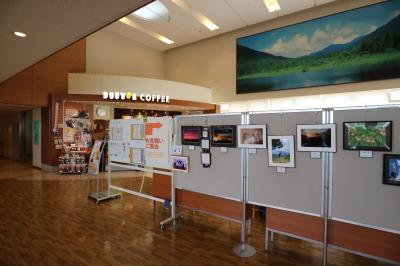 1階の展示スペース