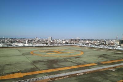見学ツアー:ヘリポート見学