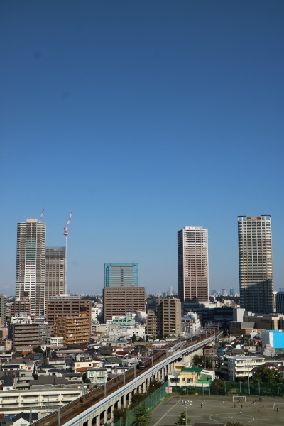 東急武蔵小杉駅周辺