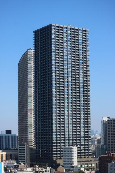 入居が進んだシティタワー武蔵小杉