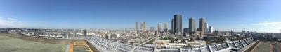 ヘリポートからのパノラマ画像