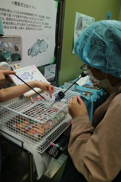 腹腔鏡手術体験