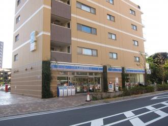 ロイヤルパークス武蔵小杉のローソン中原中丸子店