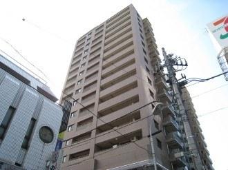 本物の「セントスクエア武蔵小杉」(聖マリアンナ跡地に建設)