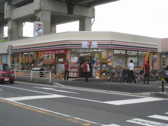 セブンイレブン川崎今井仲町店