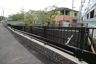 渋川の矢倉橋~東急線の区間