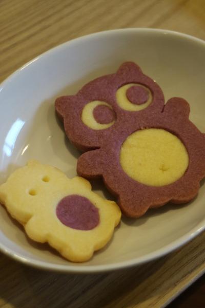 「おと絵がたり」コラボのクッキー