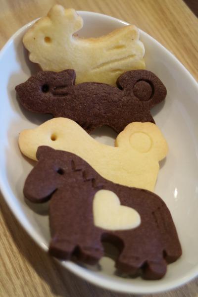 ブレーメンの音楽隊のクッキー
