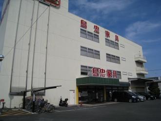 かつての島忠市ノ坪店